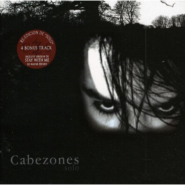Cabezones SOLO CD