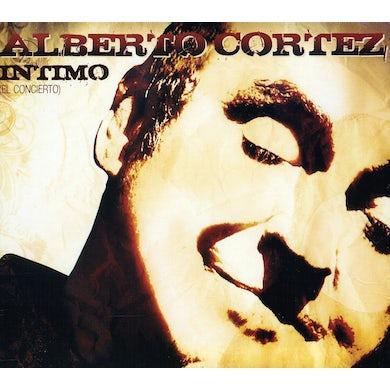 Alberto Cortez INTIMO: EN CONCIERTO CD
