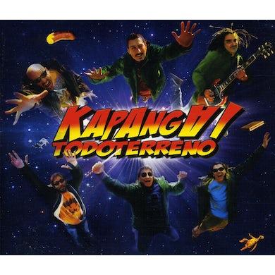 Kapanga TODOTERRENO CD