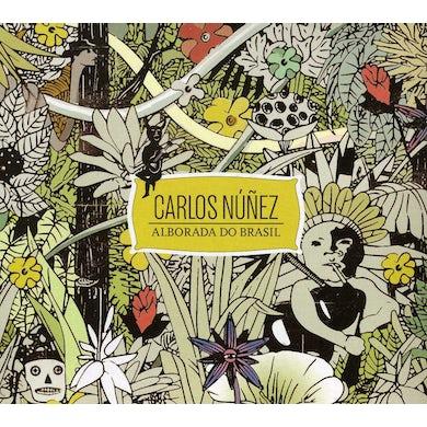 Carlos Nunez ALBORADA DO BRASIL CD