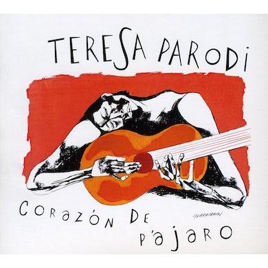 Teresa Parodi CORAZON DE PAJARO CD