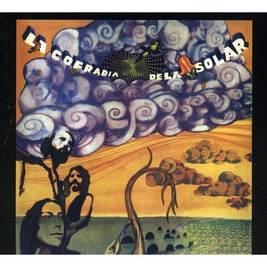 Cofradia De La Flor Solar CD
