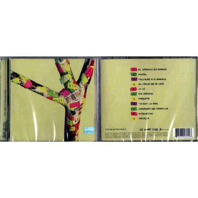 Arbol NO ME ETIQUETES CD