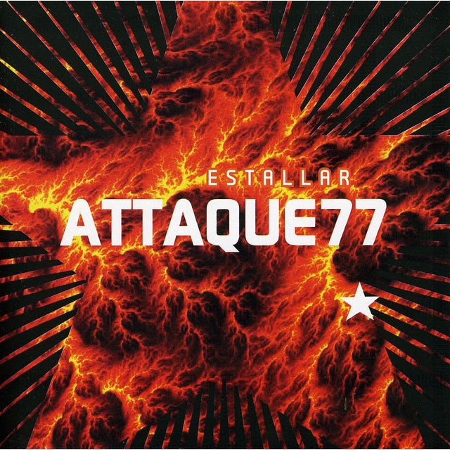 Attaque 77 ESTALLAR CD