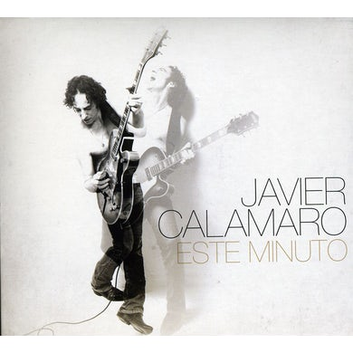 Javier Calamaro ESTE MINUTO CD