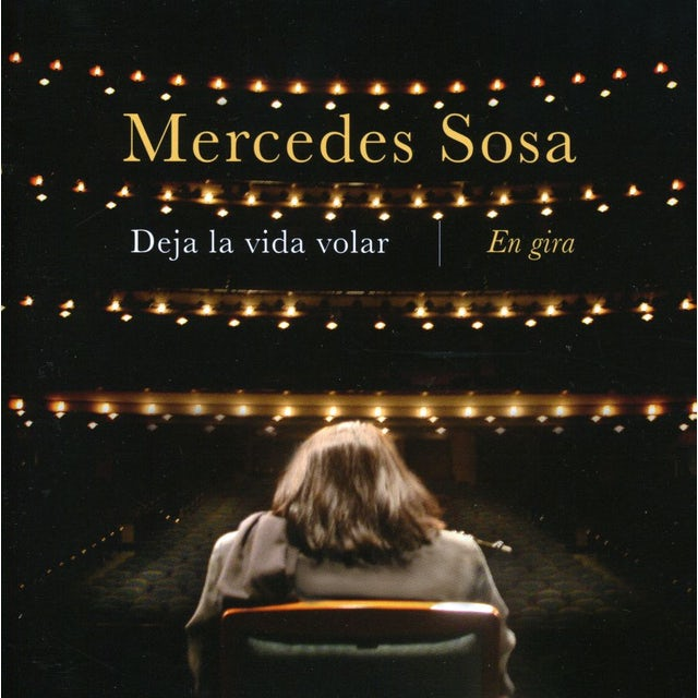 Mercedes Sosa DEJA LA VIDA VOLAR CD