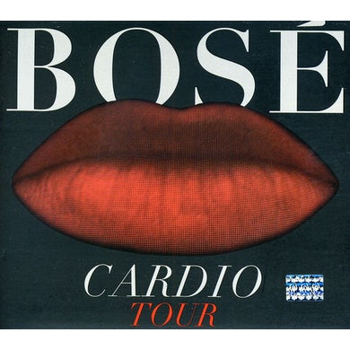 CARDIO TOUR LIVE CD
