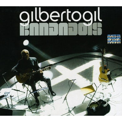 Gilberto Gil BANDADOIS CD