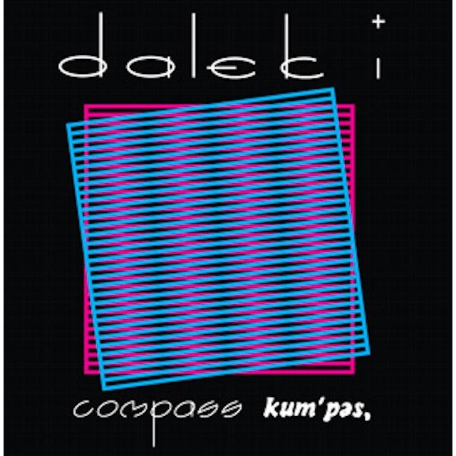 Dalek I COMPASS KUM'PAS Vinyl Record - Colored Vinyl, Limited Edition, 180 Gram Pressing