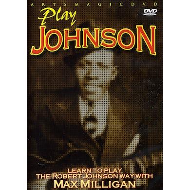 Robert Johnson PLAY JOHNSON DVD