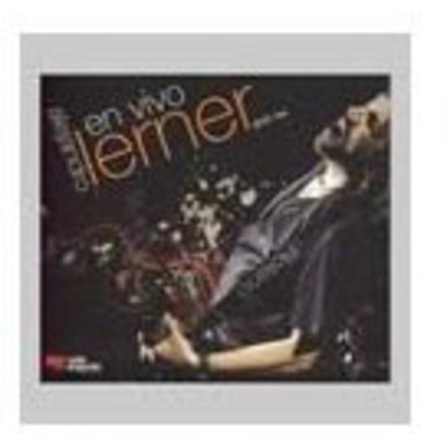 Alejandro Lerner EN VIVO CD