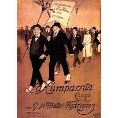 Juan d'Arienzo CUMPARSITA CD
