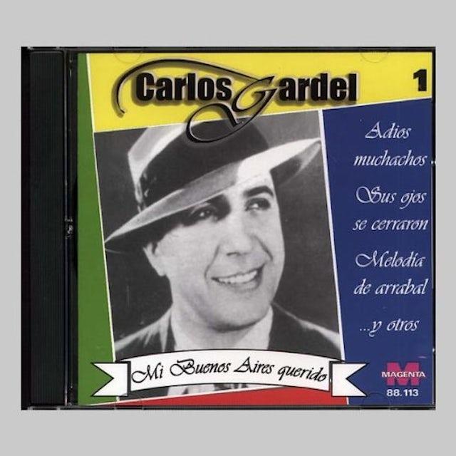Carlos Gardel 1 CD