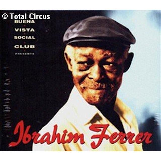 IBRAHIM FERRER BUENA VISTA SOCIAL CLUB CD