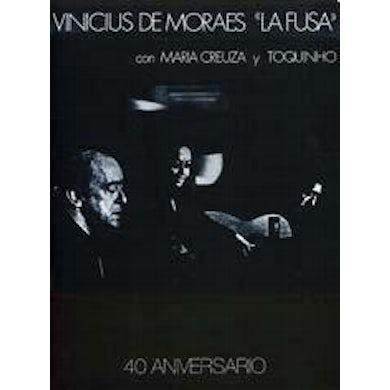 Vinicius de Moraes FUSA: 40 ANIVERSARIO CD