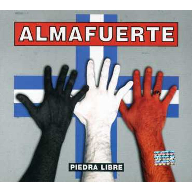 Almafuerte PIEDRA LIBRE CD