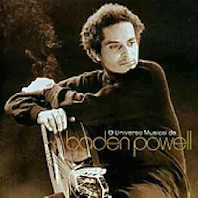 Baden Powell O UNIVERSO MUSICAL DE CD