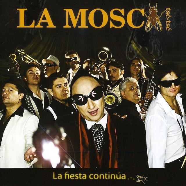 Mosca FIESTA CONTINUA CD