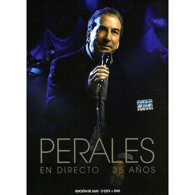 Jose Luis Perales EN DIRECTO: 35 ANOS CD