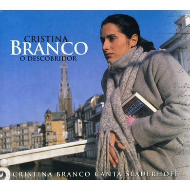 Cristina Branco O DESCOBRIDOR: CANTA SLAUERHO CD