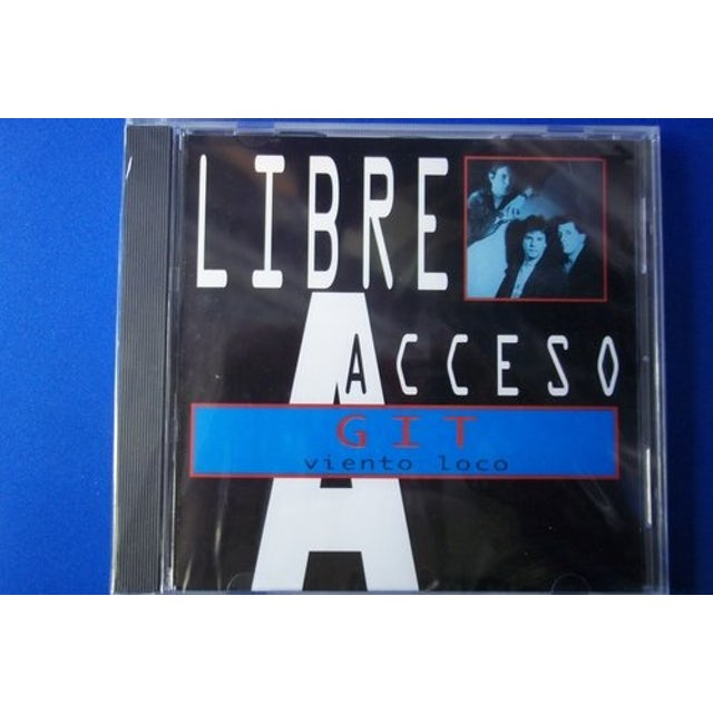 GIT VIENTO LOCO CD