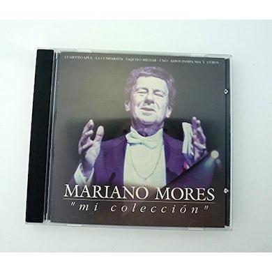 Mariano Mores MI COLECCION CD