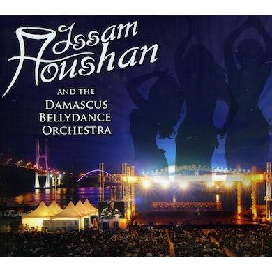 Issam Houshan DAMASCUS BELLYDANCE CD