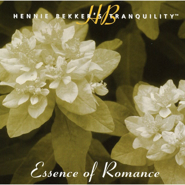 HENNIE BEKKER'S TRANQUILITY - ESSENCE OF ROMANCE CD