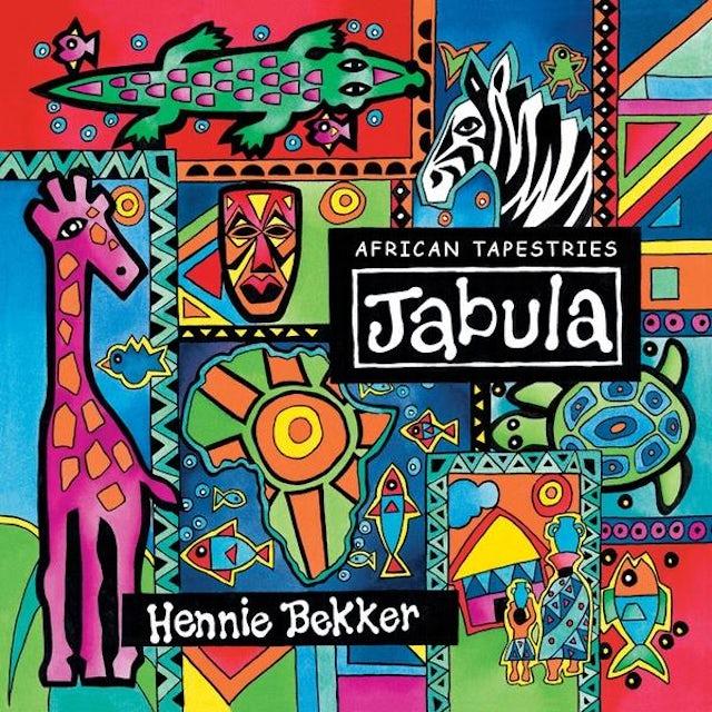 Hennie Bekker AFRICAN TAPESTRIES - JABULA CD