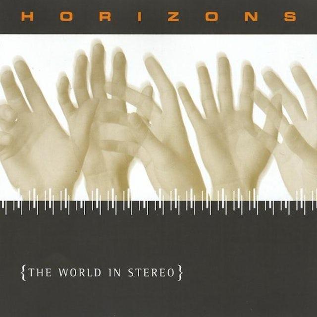 Hennie Bekker HORIZONS - THE WORLD IN STEREO CD