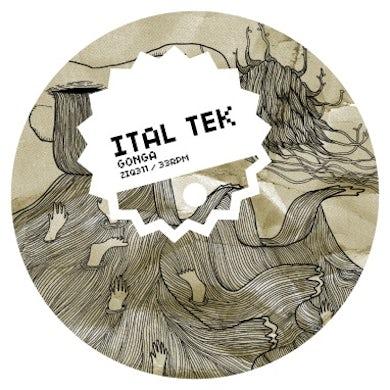 Ital Tek GONGA Vinyl Record