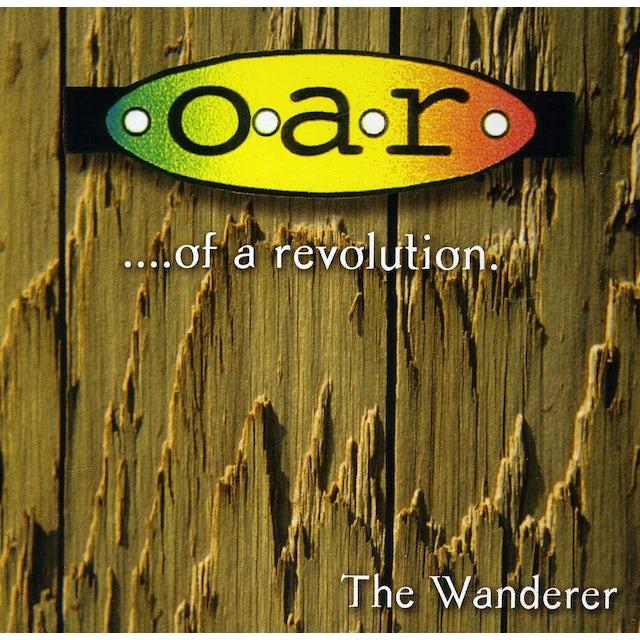 O.A.R. WANDERER CD