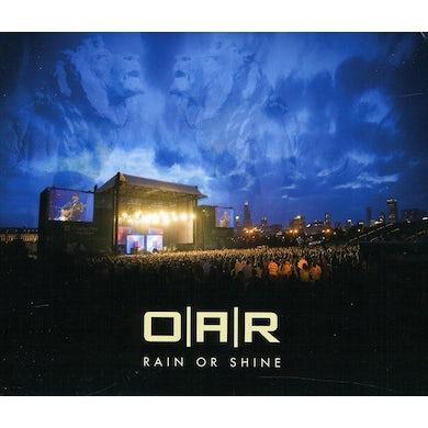 O.A.R. RAIN OR SHINE CD