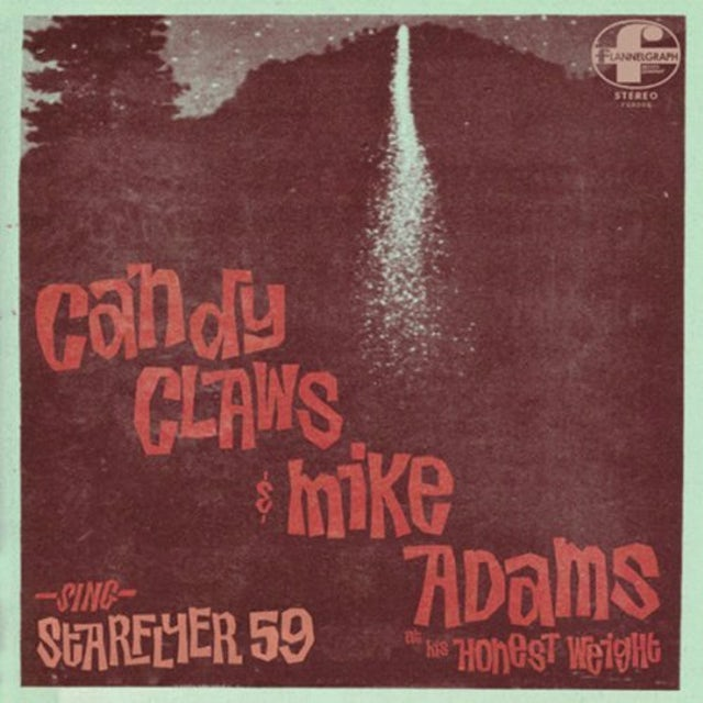 Mike Candy Claws / Adams SING STARFLYER 59 Vinyl Record