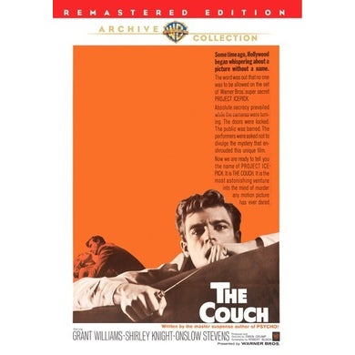 COUCH DVD
