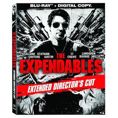 EXPENDABLES Blu-ray