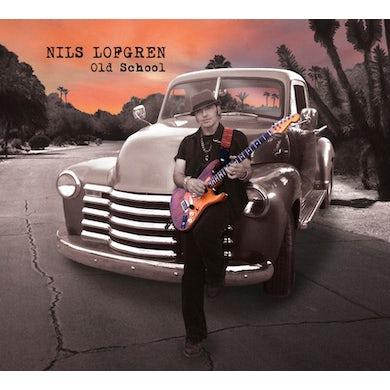 Nils Lofgren OLD SCHOOL CD