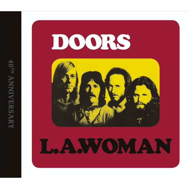 The Doors LA WOMAN: 40TH ANNIVERSARY CD