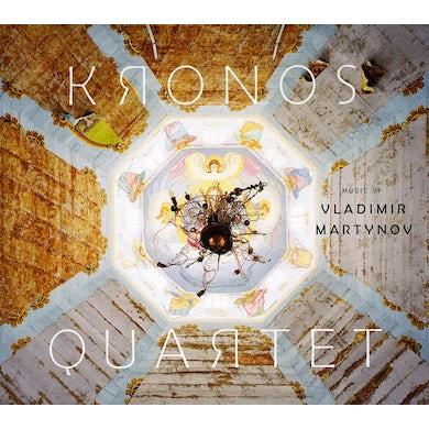 Kronos Quartet MUSIC OF VLADIMIR MARTYNOV CD