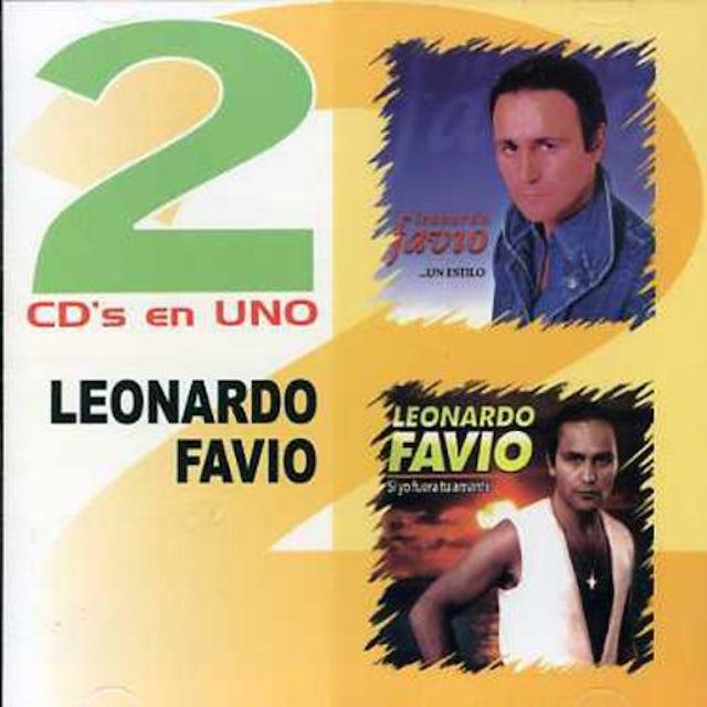 Leonardo Favio 2 EN 1 CD