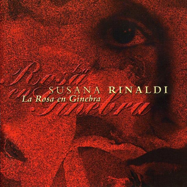 Susana Rinaldi ROSA EN GINEBRA CD