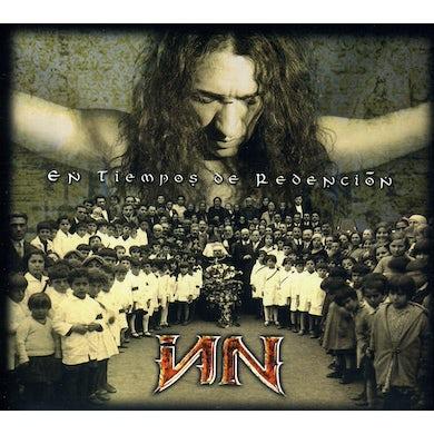 Ian TIEMPOS DE REDENCION CD