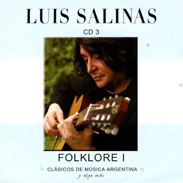 Luis Salinas FOLKLORE 2 CD