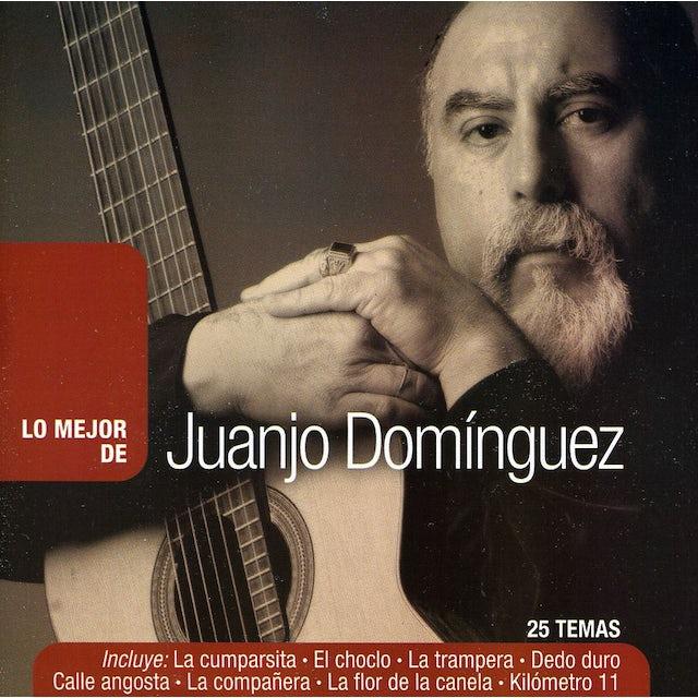Juanjo Dominguez LO MEJOR DE CD