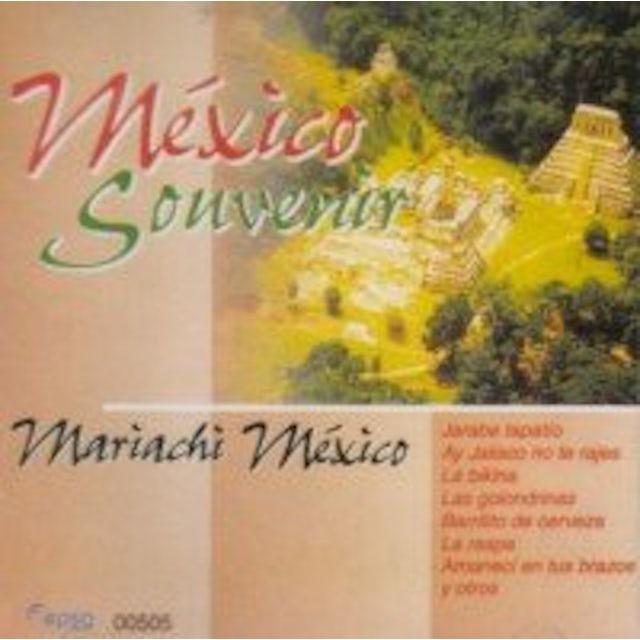 Mariachi Mexico MEXICO SOUVENIR CD