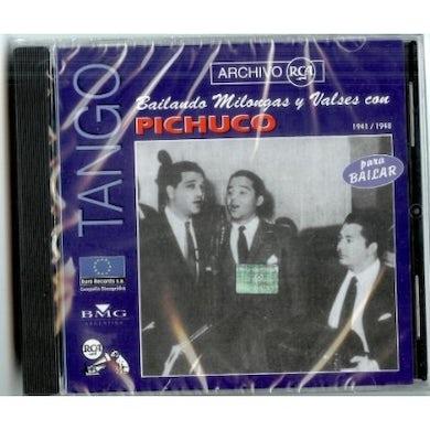Anibal Troilo BAILANDO VALSES Y MILONGAS CD