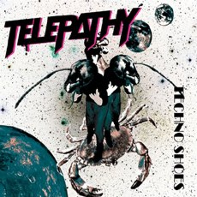 Telepathy TECHNO SHOES CD