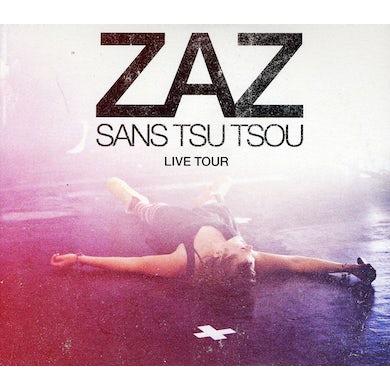 ZAZ LIVE TOUR CD