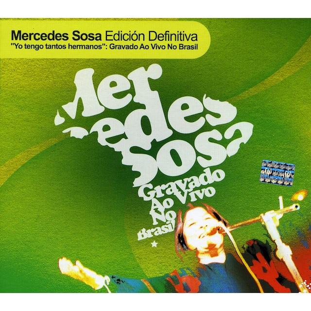 Mercedes Sosa YO TENGO TANTOS HERMANOS CD