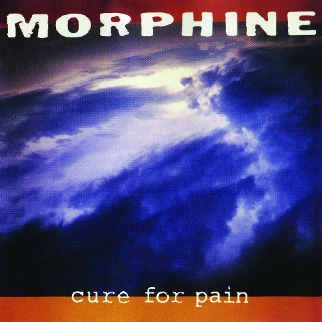 Morphine CURE FOR PAIN Vinyl Record